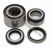 Mitsubishi L200 2.5D/2.5TD Pick Up K64 2WD - Rear Axle Wheel Bearing Kit (With ABS)